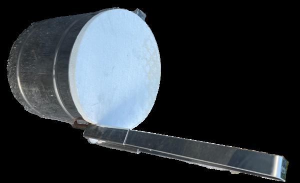 Brennertopf Thermo Nox 14-21 kW schallgedämpfte Ausführung