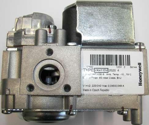 Gaskombiventil VK8115V Ratio Plus III